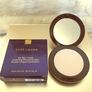 New Estée Lauder Perfecting Pressed Powder